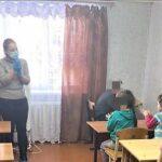 Волонтеры ТЕМПО в социальном приюте Орешек