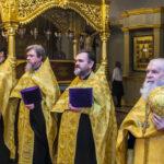 священники собора города Тамбов