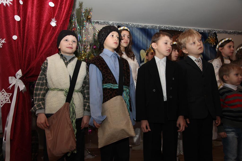 Воскресная школа Покровского собора