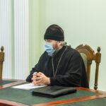 священник Виталий Щербаков