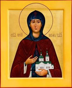 Сбор сведений о чудесах по молитвам к преподобной Марфе Тамбовской