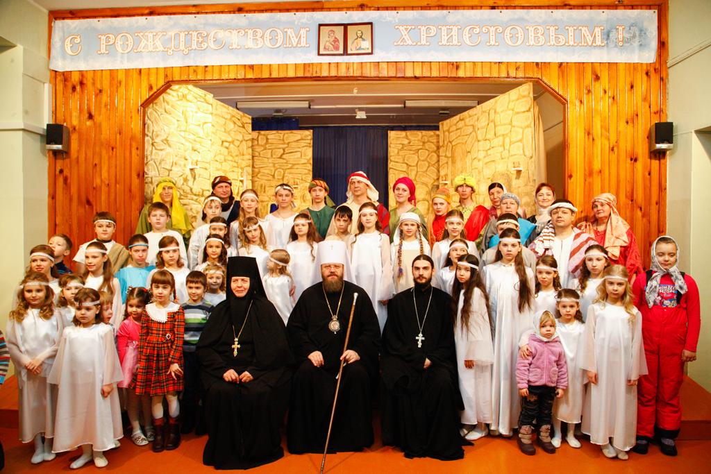 Воскресная школа Вознесенского женского монастыря