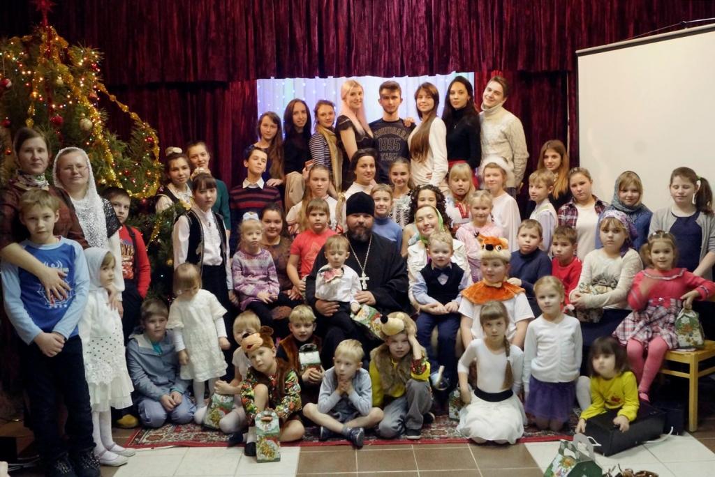 Воскресная школа храма в честь святителя Феофана Затворника Вышенского