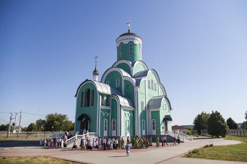 Строительство и реставрация храмов Тамбовской епархии