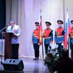 Торжественное собрание, посвященное 210-летию войск правопорядка и 5-летию образования войск национальной гвардии Российской Федерации