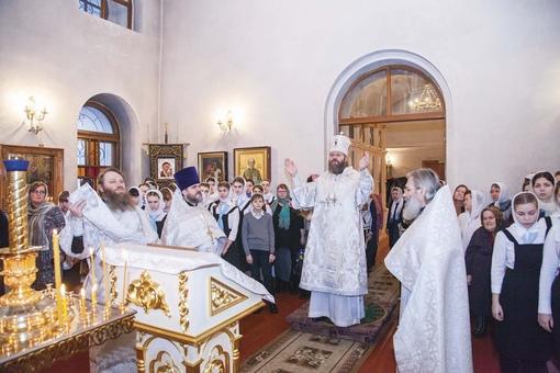 Открытие отделения «Православная педагогика» в педагогическом колледже