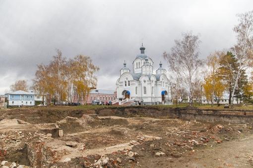 Возрождение Сухотинского женского монастыря