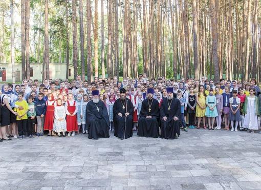 Открытие Православного молодежного центра «Спас»