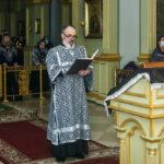 диакон Олег Воробьев