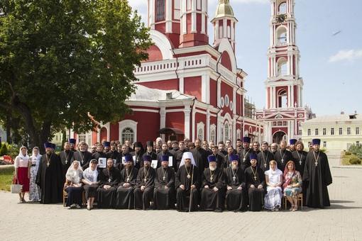 Тамбовская духовная семинария