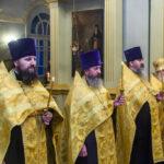 отцы собора города Тамбов