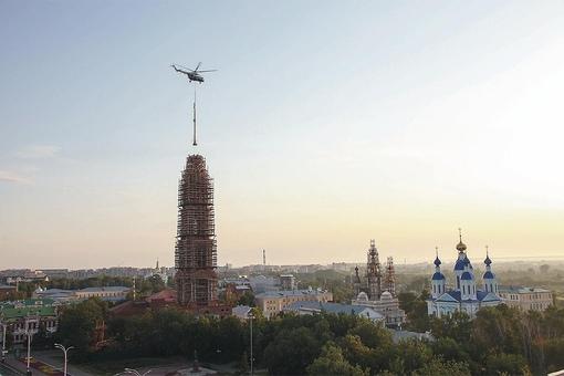 Восстановление Казанского мужского монастыря г. Тамбова