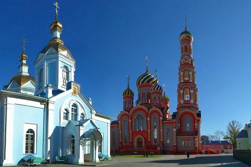 Возрождение Вознесенского женского монастыря