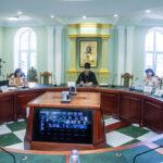 Митрополит Феодосий принял участие в III Всероссийской Амвросиевской научно-практической конференции