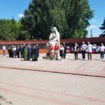 В Тамбове состоялась ежегодная общенациональная акция «Свеча памяти»