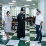 Состоялось совещание, посвященное вопросам развития социального служения в Тамбовской епархии