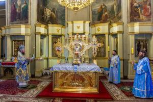Праздник Успения Пресвятой Богородицы