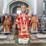 В день памяти святого пророка Илии митрополит Тамбовский и Рассказовский Феодосий совершил Божественную литургию в Вознесенском женском монастыре города Тамбова