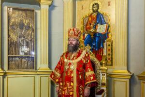 Литургия с день Усекновения главы Иоанна Предтечи