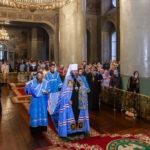 Митрополит Феодосий совершил Божественную литургию в праздник Рождества Пресвятой Богородицы