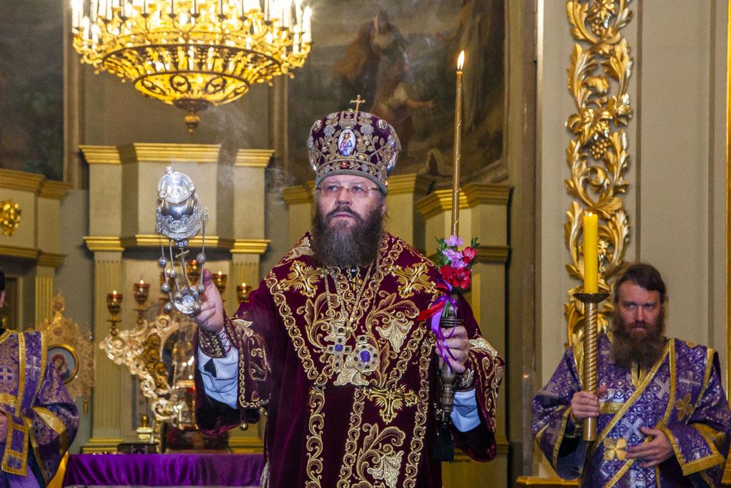 Праздник Воздвижения Креста Господня