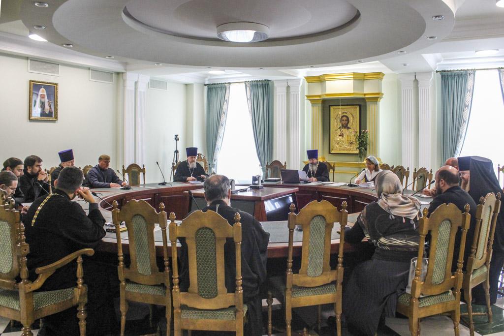 первое заседание Оргкомитета XXVI региональных Питиримовских духовно-образовательных чтений Тамбовской епархии