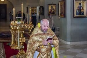 Актовый день Тамбовской духовной семинарии